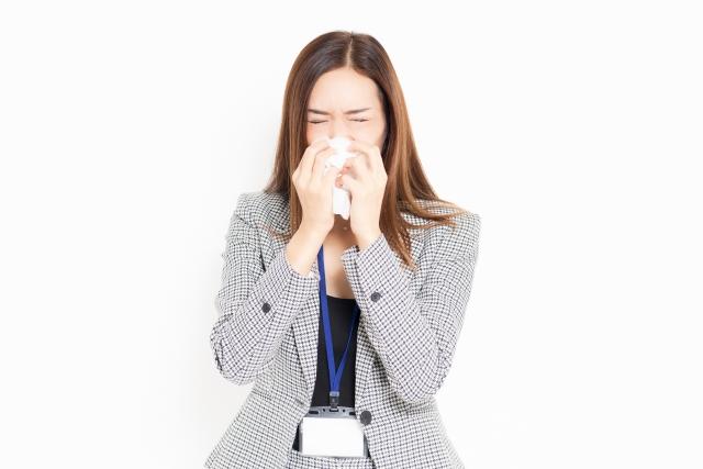 花粉対策とコロナ対策